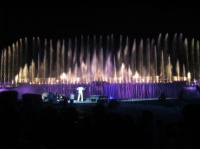 Songs of the Sea in Sentosa Islands, Singapore