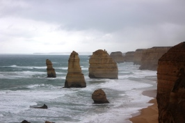 The Twelve Apostles on Great Ocean Road, Australia