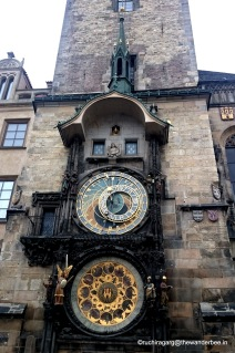 Astronomical Clock at the Old Town Square, Prague