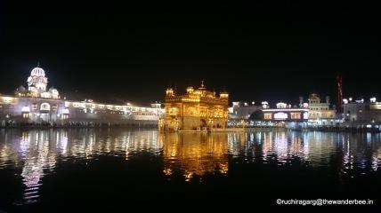 Harmandir Sahib, Amritsar