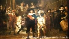 The Battle of Waterloo, Amsterdam