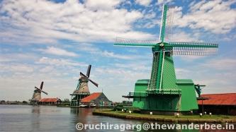 Windmills of the Gods!
